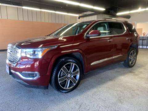 2018 GMC Acadia for sale at Waconia Auto Detail in Waconia MN