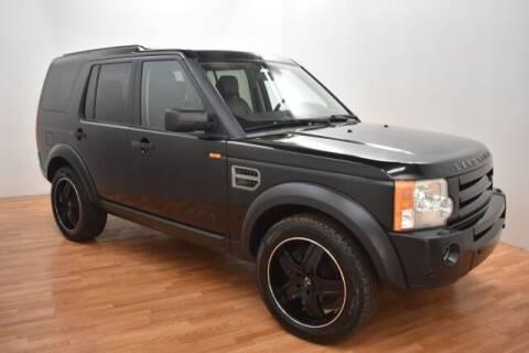 2007 Land Rover LR3 for sale at Paris Motors Inc in Grand Rapids MI