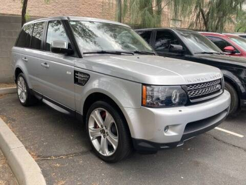 2013 Land Rover Range Rover Sport for sale at Curry's Cars Powered by Autohouse - Auto House Scottsdale in Scottsdale AZ
