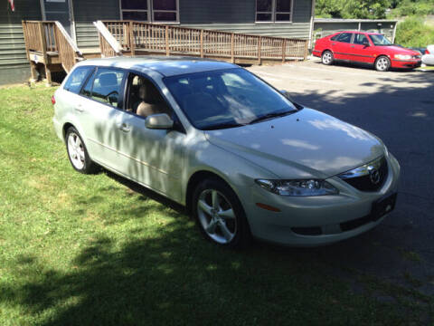 2004 Mazda 6 for sale at Auto King Picture Cars in Westchester County NY