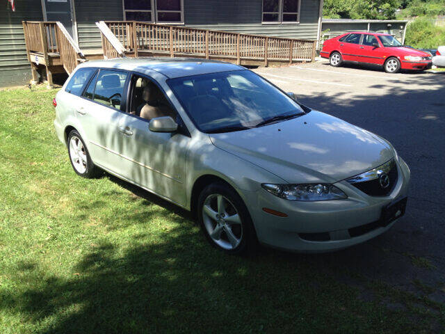 2004 Mazda 6 for sale at Auto King Picture Cars in Pound Ridge NY