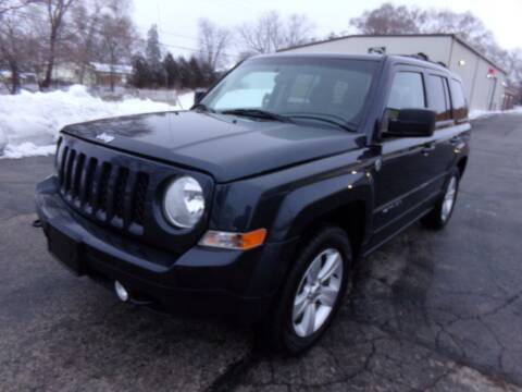 2014 Jeep Patriot for sale at Rose Auto Sales & Motorsports Inc in McHenry IL