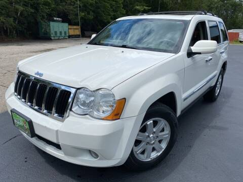 2010 Jeep Grand Cherokee for sale at Granite Auto Sales in Spofford NH