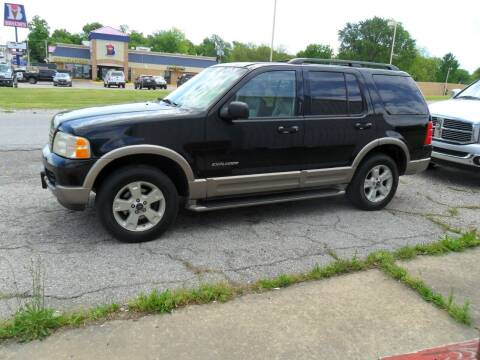 2004 Ford Explorer for sale at C MOORE CARS in Grove OK