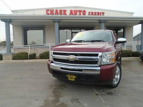 2009 Chevrolet Silverado 1500 for sale at Chase Auto Credit in Oklahoma City OK