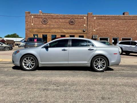 2011 Chevrolet Malibu for sale at Car Corral in Tyler MN