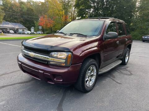 2007 Chevrolet TrailBlazer for sale at Volpe Preowned in North Branford CT