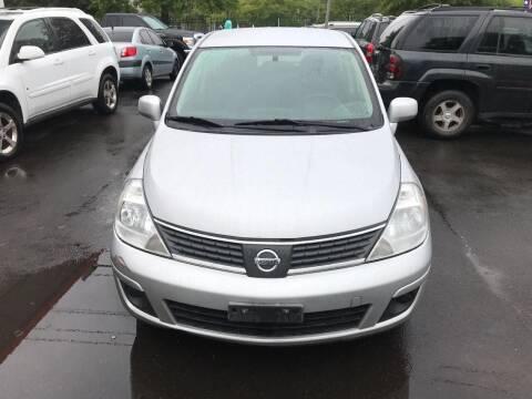 2009 Nissan Versa for sale at Vuolo Auto Sales in North Haven CT