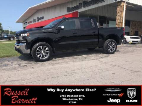 2020 Chevrolet Silverado 1500 for sale at Russell Barnett Chrysler Dodge Jeep Ram in Winchester TN