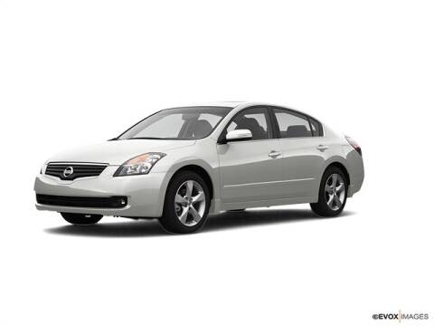 2007 Nissan Altima for sale at CHAPARRAL USED CARS in Piney Flats TN