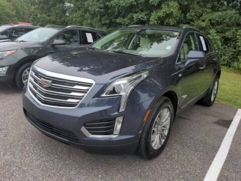 2018 Cadillac XT5 for sale at Strosnider Chevrolet in Hopewell VA