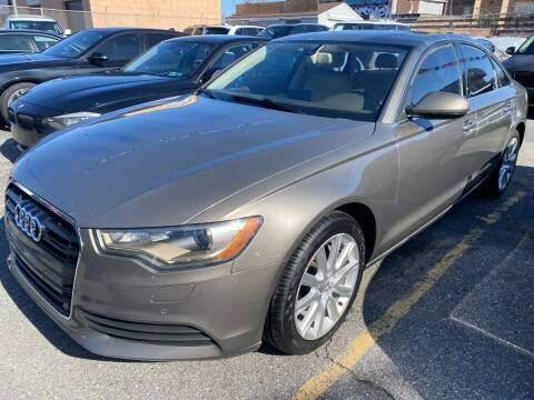 2013 Audi A6 for sale at The PA Kar Store Inc in Philadelphia PA