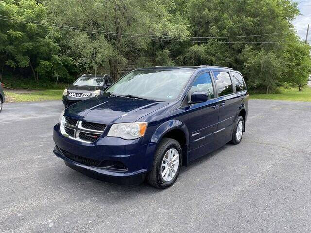2013 Dodge Grand Caravan for sale at Ryan Brothers Auto Sales Inc in Pottsville PA