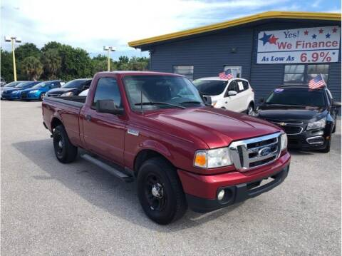 2011 Ford Ranger for sale at My Value Car Sales in Venice FL