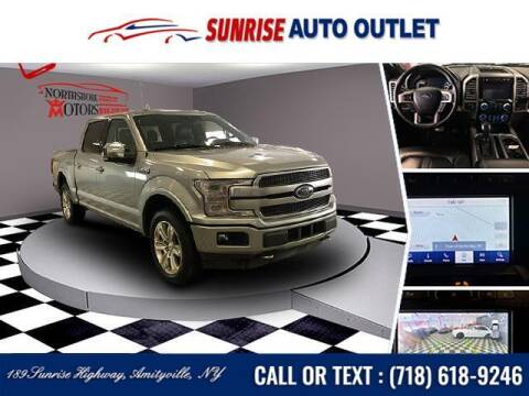2020 Ford F-150 for sale at Sunrise Auto Outlet in Amityville NY