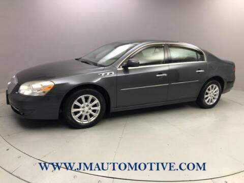 2011 Buick Lucerne for sale at J & M Automotive in Naugatuck CT