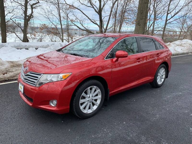 2012 Toyota Venza for sale at Crazy Cars Auto Sale in Jersey City NJ