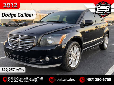 2012 Dodge Caliber for sale at Real Car Sales in Orlando FL