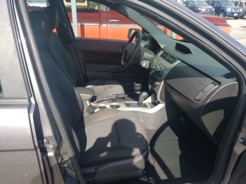 2010 Ford Focus for sale at A-1 Auto Sales in Anderson SC