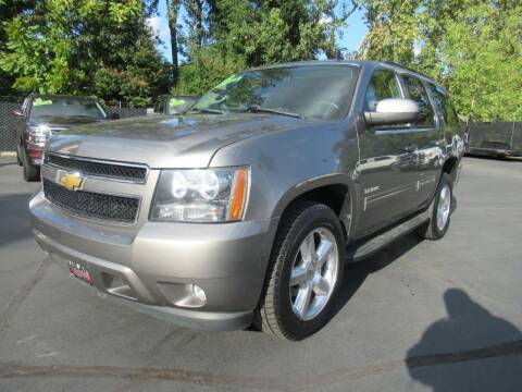 2012 Chevrolet Tahoe for sale at LULAY'S CAR CONNECTION in Salem OR