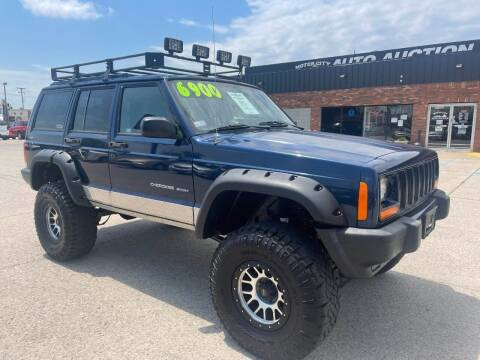 2001 Jeep Cherokee for sale at Motor City Auto Auction in Fraser MI