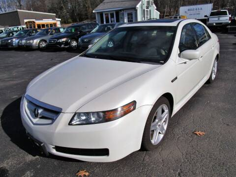 2006 Acura TL for sale at Route 12 Auto Sales in Leominster MA