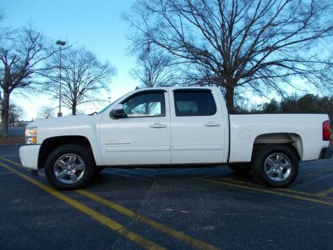 2010 Chevrolet Silverado 1500 for sale at A & P Automotive in Montgomery AL