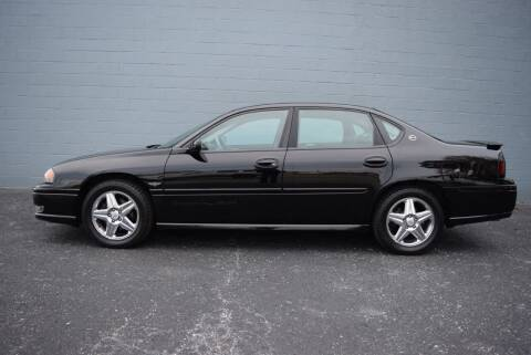 2004 Chevrolet Impala for sale at Precision Imports in Springdale AR