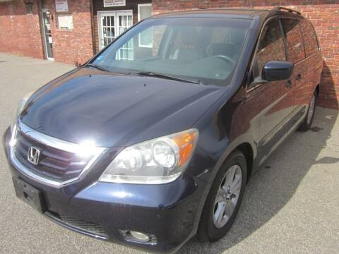 2008 Honda Odyssey for sale at Tewksbury Used Cars in Tewksbury MA