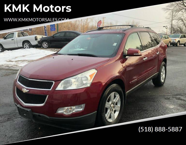 2009 Chevrolet Traverse for sale at KMK Motors in Latham NY