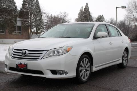 2012 Toyota Avalon for sale at Motor City Idaho in Pocatello ID