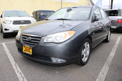 2007 Hyundai Elantra for sale at Lodi Auto Mart in Lodi NJ