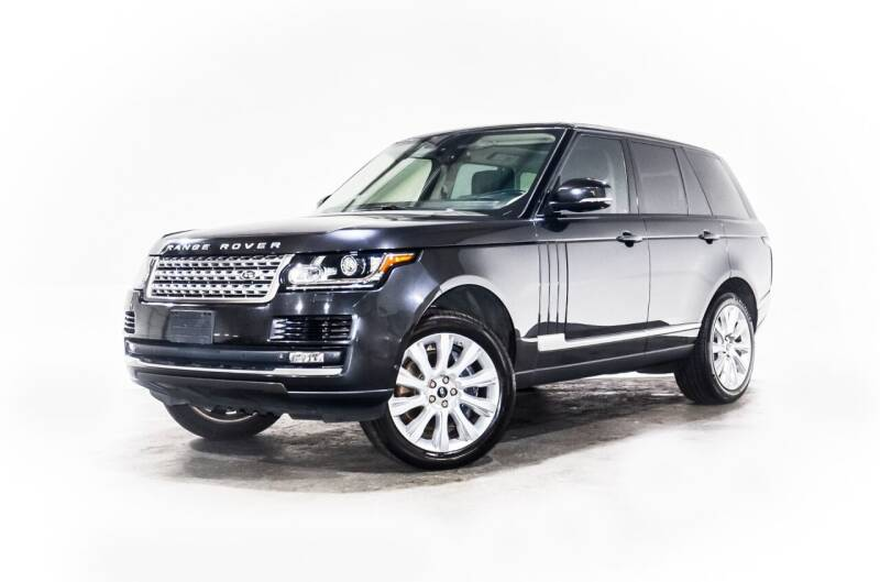 2013 Land Rover Range Rover for sale at CarXoom in Marietta GA