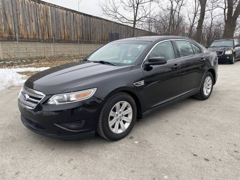 2012 Ford Taurus for sale at Posen Motors in Posen IL