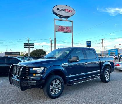 2015 Ford F-150 for sale at AutoMax of Memphis - V Brothers in Memphis TN