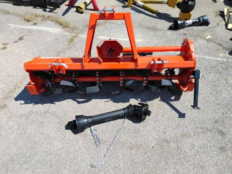 """2020 Rankin Rotary Tiller 60"""" for sale at Hobby Tractors - Implements in Pleasant Grove UT"""