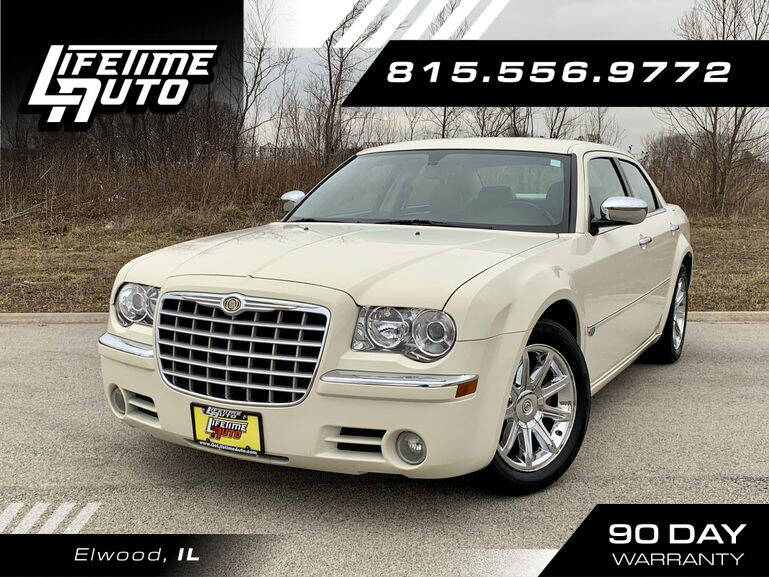 2006 Chrysler 300 for sale at Lifetime Auto in Elwood IL