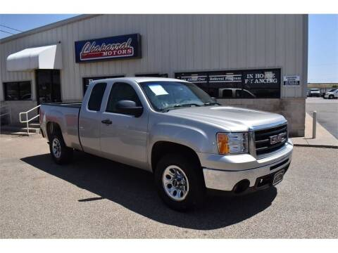 2007 GMC Sierra 1500 for sale at Chaparral Motors in Lubbock TX