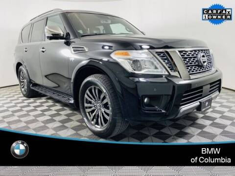 2019 Nissan Armada for sale at Preowned of Columbia in Columbia MO