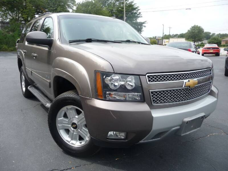 2013 Chevrolet Tahoe for sale at Wade Hampton Auto Mart in Greer SC