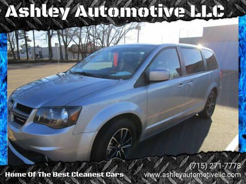 2019 Dodge Grand Caravan for sale at Ashley Automotive LLC in Altoona WI