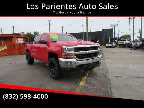 2016 Chevrolet Silverado 1500 for sale at Los Parientes Auto Sales in Houston TX