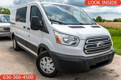 2015 Ford Transit Cargo for sale at Fruendly Auto Source in Moscow Mills MO
