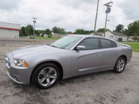 2013 Dodge Charger for sale at DUNCAN SUZUKI in Pulaski VA