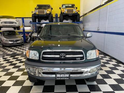 2000 Toyota Tundra for sale at Euro Auto Sport in Chantilly VA