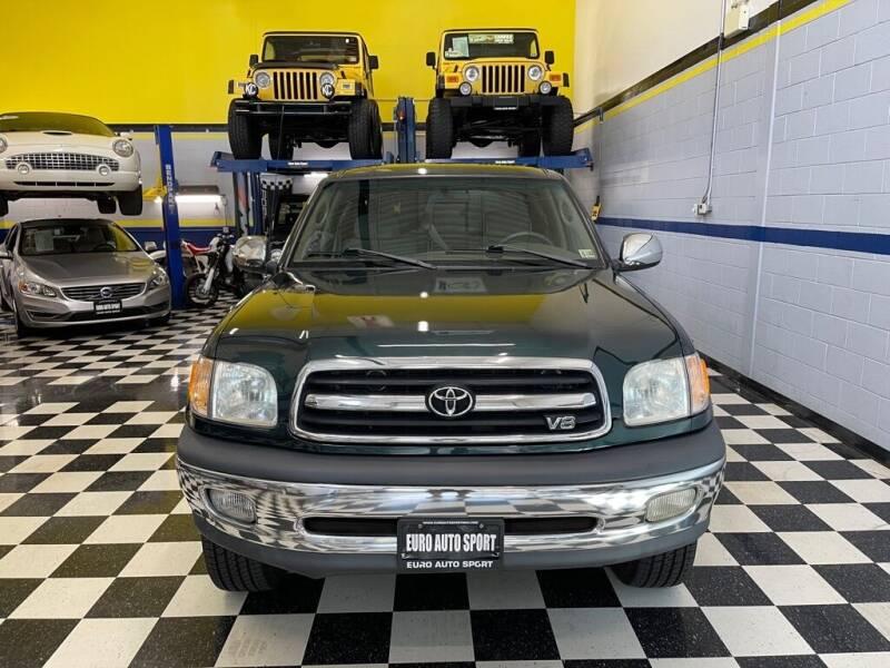 2000 Toyota Tundra For Sale Carsforsale Com