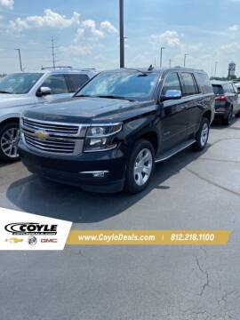 2020 Chevrolet Tahoe for sale at COYLE GM - COYLE NISSAN - New Inventory in Clarksville IN