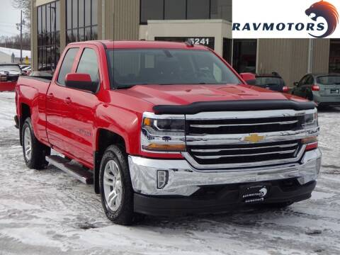 2016 Chevrolet Silverado 1500 for sale at RAVMOTORS 2 in Crystal MN