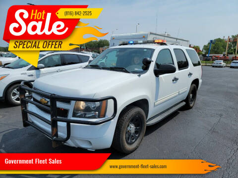 2014 Chevrolet Tahoe for sale at Government Fleet Sales in Kansas City MO