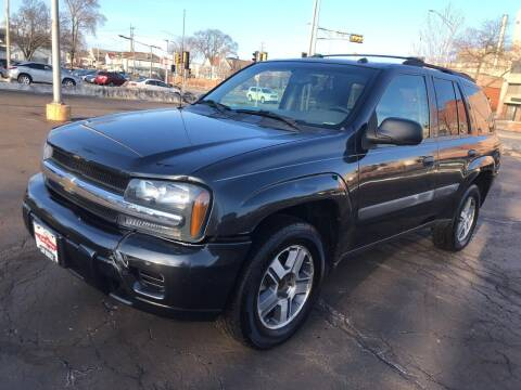2005 Chevrolet TrailBlazer for sale at Your Car Source in Kenosha WI
